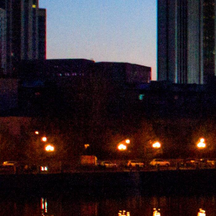 Night city Leggings