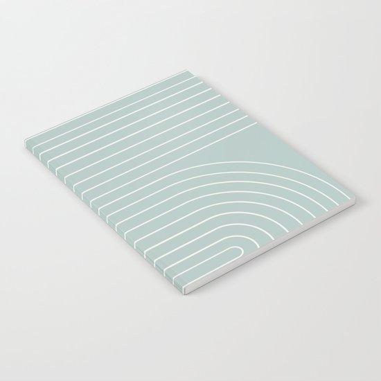Minimal Line Curvature - Sage by midcenturymodern