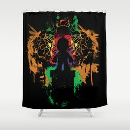 Pipe Dreams Shower Curtain