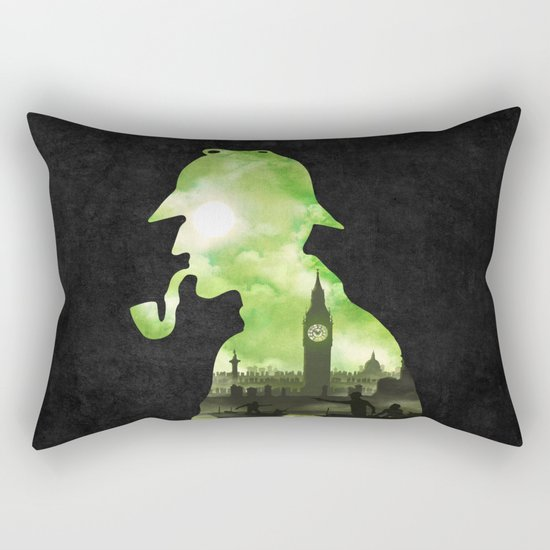 The Cursed Treasure Rectangular Pillow