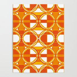 Abstract design for your creativity Poster