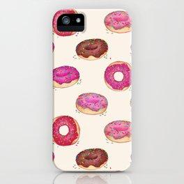 Homemade Doughnuts  iPhone Case