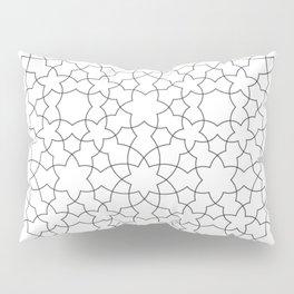 Minimalist Geometric 101 Pillow Sham