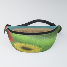 Woolly View Fanny Pack