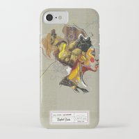 erykah badu iPhone & iPod Cases featuring Erykah Badu - Soul Sister | Soul Brother by Fitacola