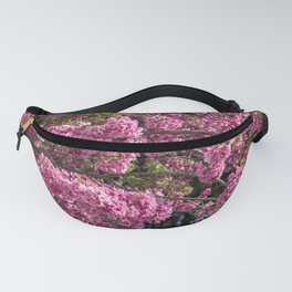 Beautiful pink flowers Fanny Pack