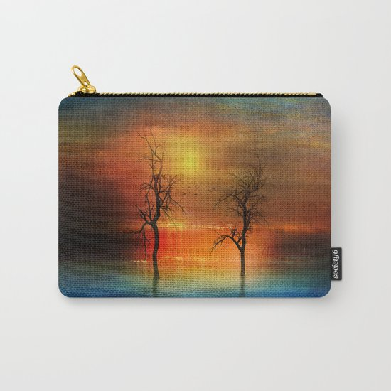 waterfall of light Carry-All Pouch