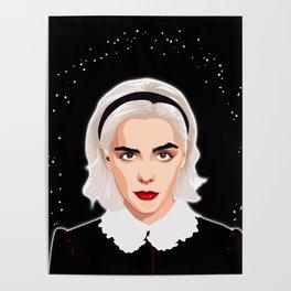 Sabrina Spellman Poster