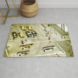 Intersection Rug