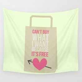 can't buy Wall Tapestry