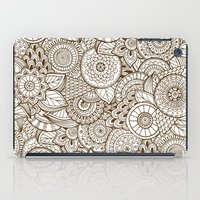 tribal iPad Cases featuring Tribal by Ale Ibanez