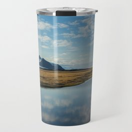 Scenes Along the Golden Circle Travel Mug