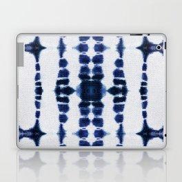 Boho Tie-Dye Knit Vertical Laptop & iPad Skin