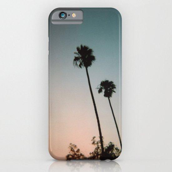 Sunset Palms iPhone & iPod Case
