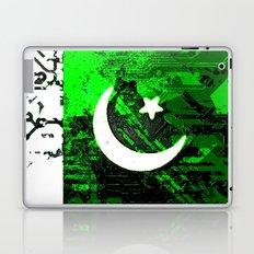 circuit board pakistan (flag) Laptop & iPad Skin