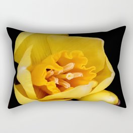 Daffodil or Spring Narcissus Rectangular Pillow