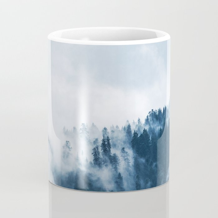 morning mountain Coffee Mug
