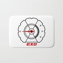 EXO Don't mess up my tempo logo Bath Mat