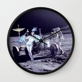 'Do you come here often?' Wall Clock