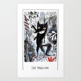 The Magician - Tarot Collection Art Print