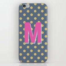 M is for Magical iPhone & iPod Skin