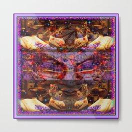 """Masque of Dark Arts"" by surrealpete Metal Print"