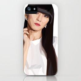 Yuka #1 iPhone Case