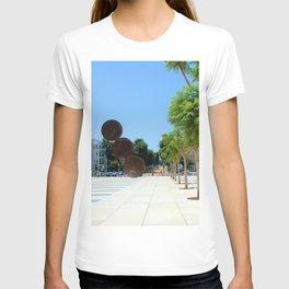 Tel Aviv photo - Habima Square - Israel T-shirt