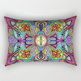 Full of dreams Rectangular Pillow