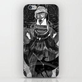 God of Birds iPhone Skin