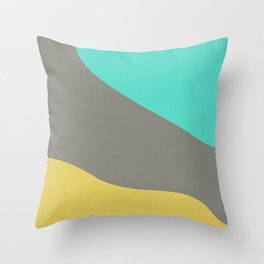 Form 003 Throw Pillow
