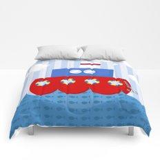 little boat Comforters