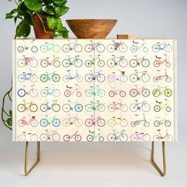 Bikes Credenza