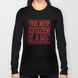 The New Citizen Kane Long Sleeve T-shirt