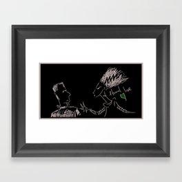 Eternal Love 01 Framed Art Print