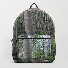 Spring Aspen Forest Backpack