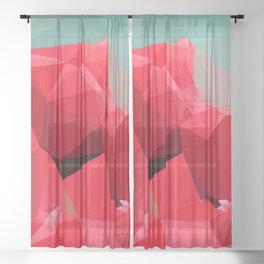 RUBUS Sheer Curtain