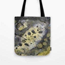 Viruses in space Tote Bag