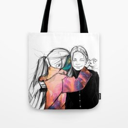 Day of School Tote Bag