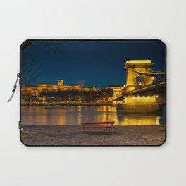 Budapest night Laptop Sleeve