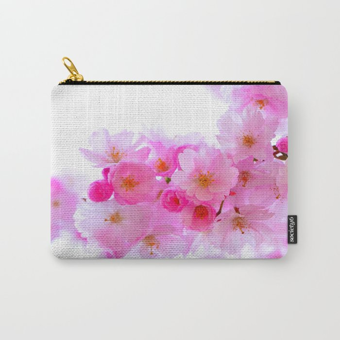 cherry tree blossom Carry-All Pouch