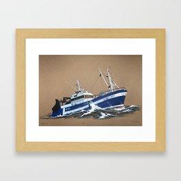Keila Framed Art Print