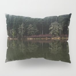 Lost In The PNW Pillow Sham