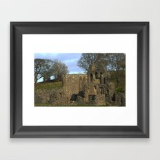 Inch Abbey Framed Art Print