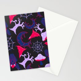 Scary but cool! Stationery Cards