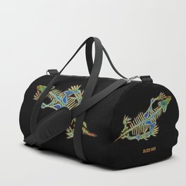 Bart The Dog's Alien Secret Duffle Bag