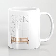 Son of a bench. Mug