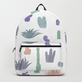 Cacti and Succulents Backpack