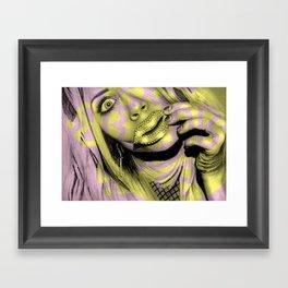 + All the Shine + Framed Art Print