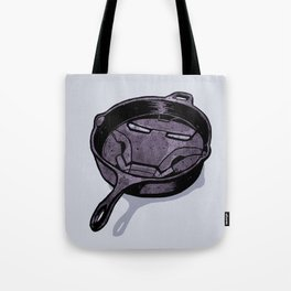 Cast Iron Man  Tote Bag